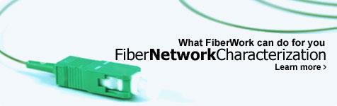 Fiber Network Characterization